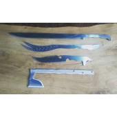 Hediyelik 4lü Balta ve Kılıç Seti