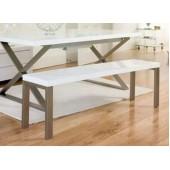 Çelik Yemek Masası 03